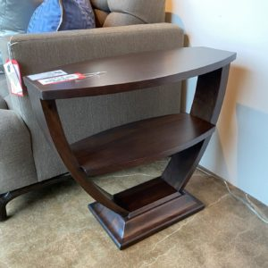 William and Wesley Art Deco Side Table