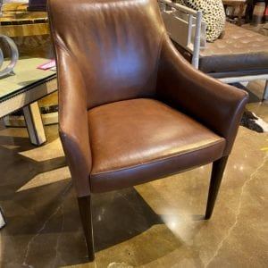 William and Wesley Berry Arm Chair