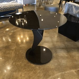 William and Wesley Boomerang Table