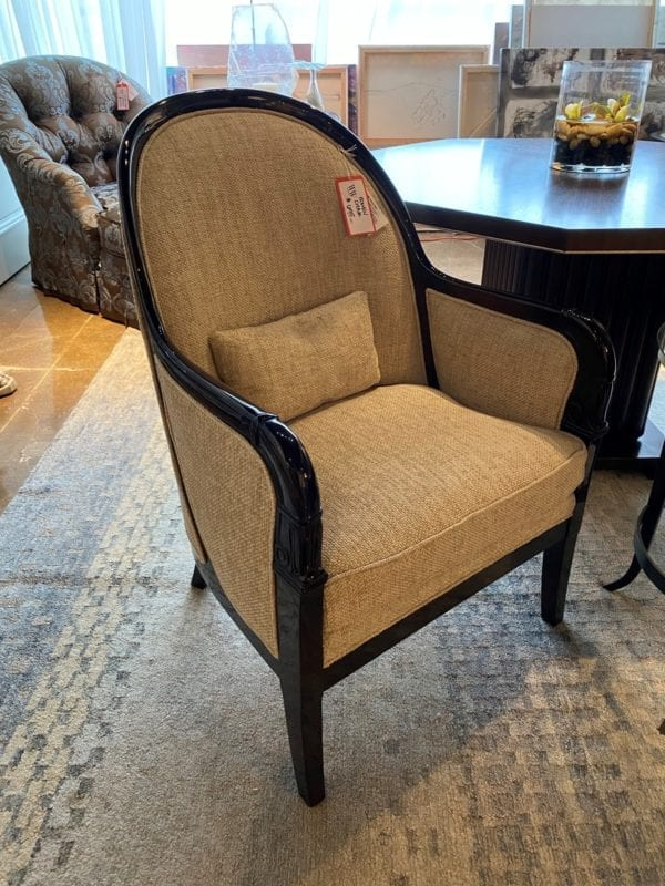 William and Wesley Bowen Chair