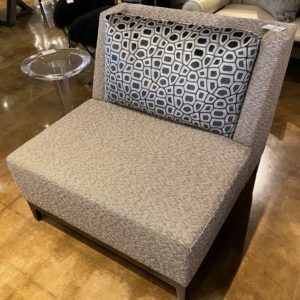 William and Wesley City Lounge Chair