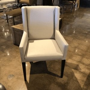 William and Wesley Dandridge Chair