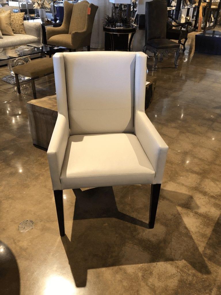 William and Wesley Dandridge Chair