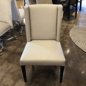 William and Wesley Dandridge Side Chair