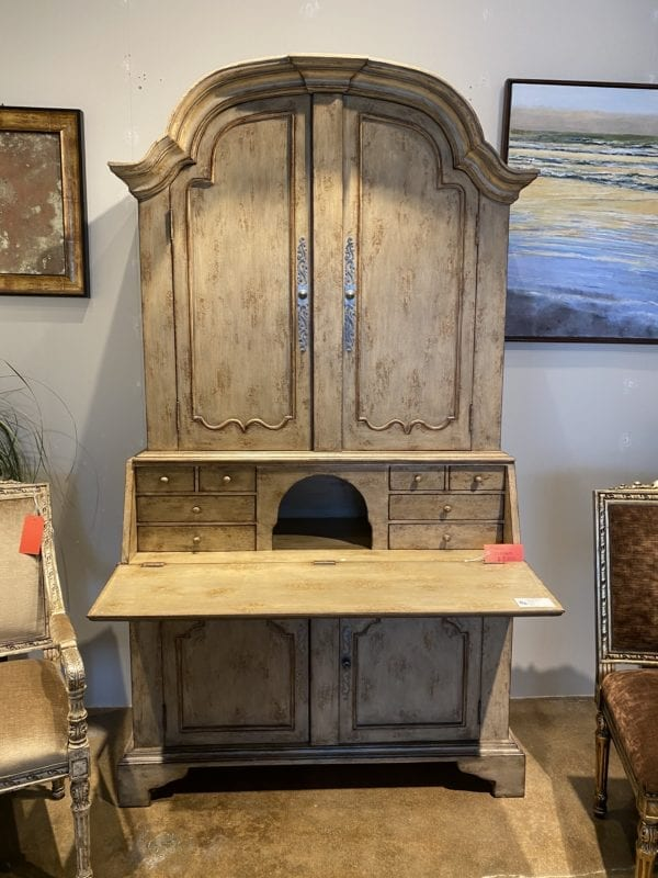 William and Wesley French Secretaire