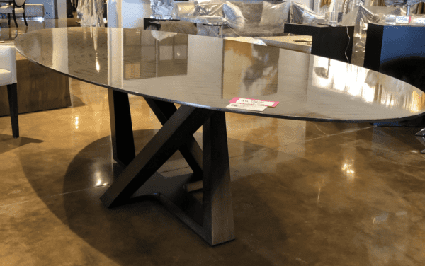William and Wesley Helios Table