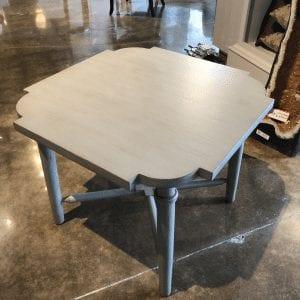 Wesley & Wesley - Quatrefoil End Table