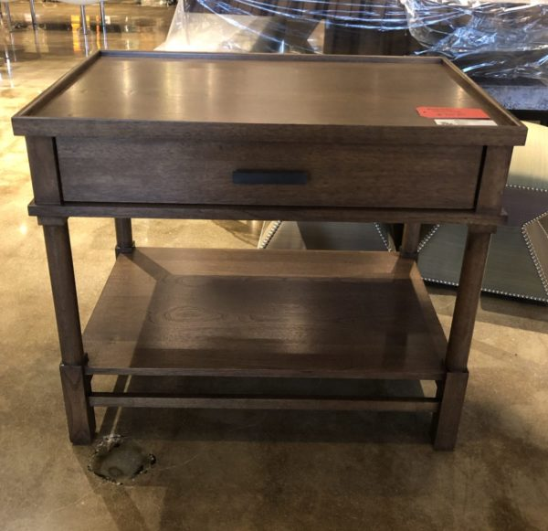 William and Wesley Rockport Commode