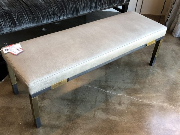 William and Wesley KW Bench