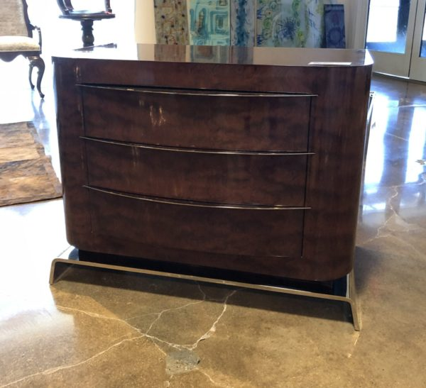William and Wesley Jeffrey Commode
