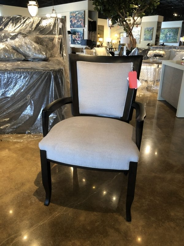 William and Wesley - Jarrett Arm Chair Front