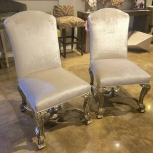 William and Wesley Kendall Side Chair