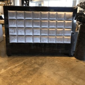 Wesley & Wesley - Knight Headboard