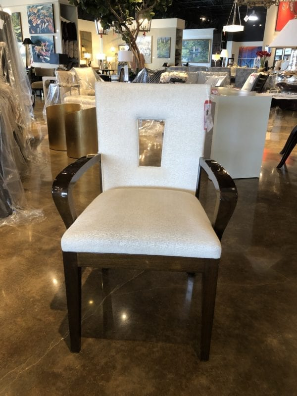 William and Wesley - Marion Arm Chair Front