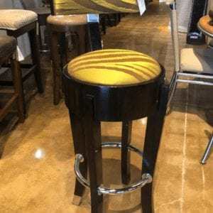 William and Wesley Metropolitan Barstool