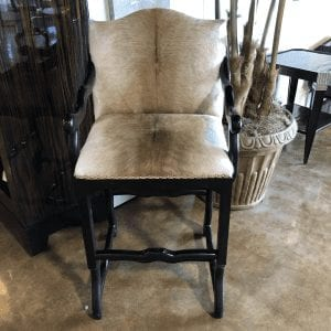 William and Wesley Mutton Bone Barstool