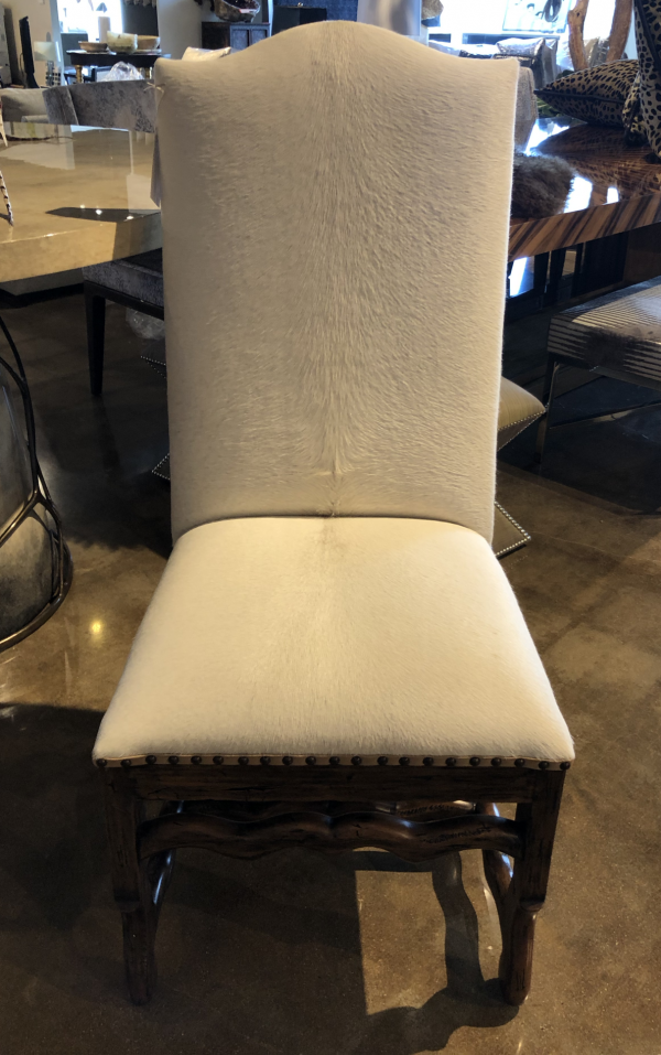 William and Wesley Mutton Bone Side Chair