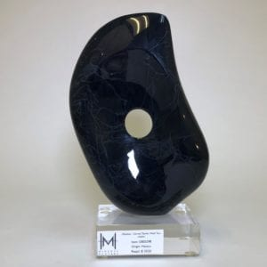 Obsidian Sculpture