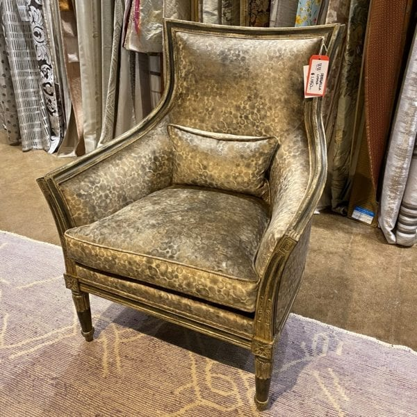 William and Wesley Pepegrilla Chair