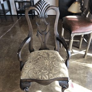 William and Wesley - Portuguese Arm Chair