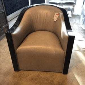 William and Wesley Preston Swivel Chair