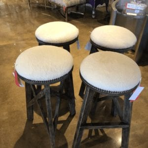 William & Wesley - Schliem Counter Stools