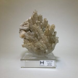 Scolecite with Yellow