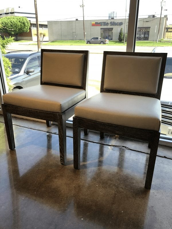 William and Wesley Stephanie Chair