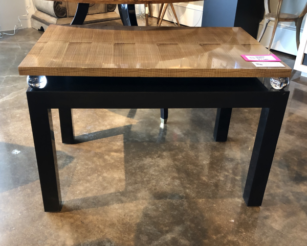 William and Wesley Tiffany Table