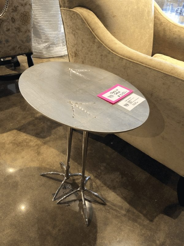 William and Wesley Traccia Table
