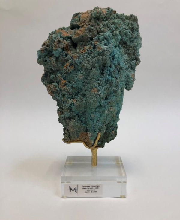 Turquoise Phosphate