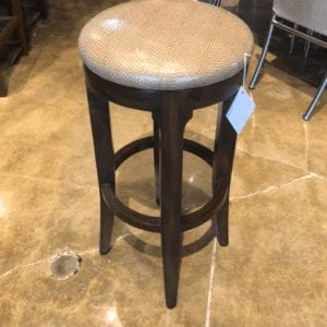 William and Wesley Sandero Counterstool