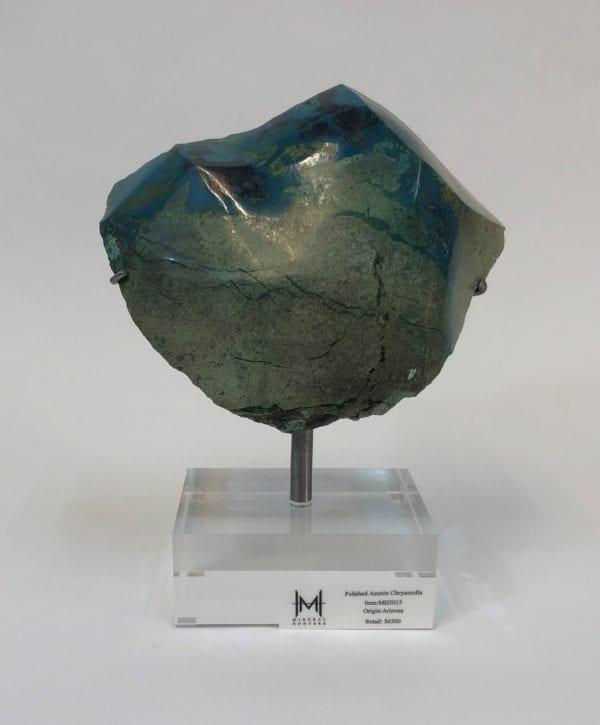 Azurite Chrysocolla
