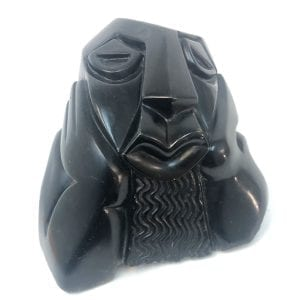Carved African Sculpture