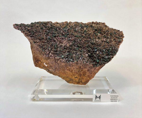 Crystal Malachite