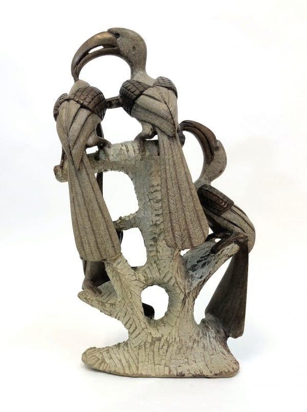 Hornbill Sculpture