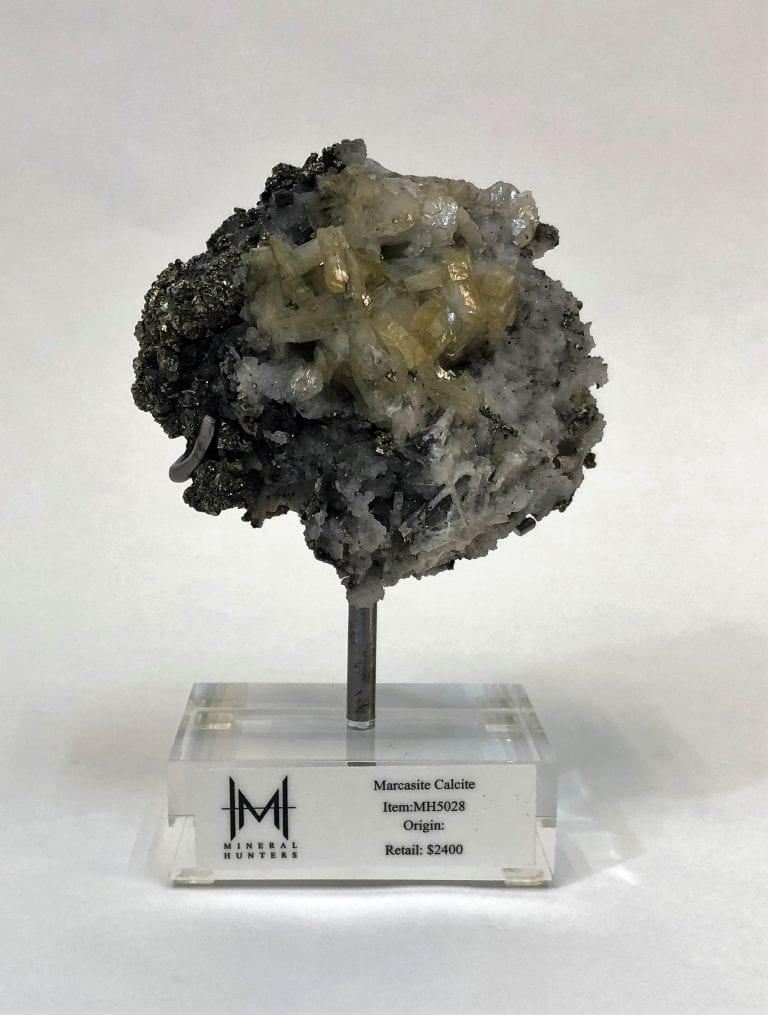 Marasite Calcite