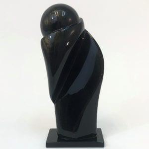 Obsidian Sculpture
